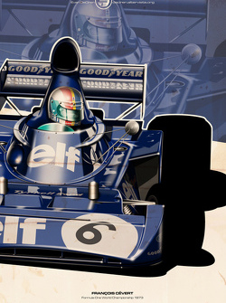 Francois Cevert - F1 1973