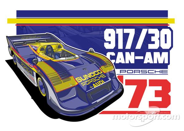 PORSCHE – 917/30 CAN-AM