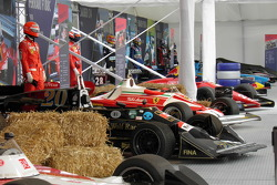 Legends Formula cars
