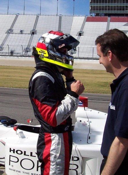 Troy Hanson Indy Lights