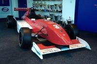 Kimi Raikkonen's Tatuus Formula Renault