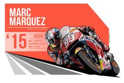 Marc Marquez - 2015 Austin