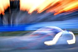 Turn 10, race day at dusk