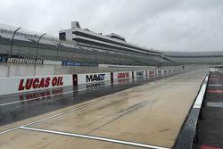 Rain at Dover