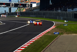#36 Signatec Alpine A450b Nissan - Panciatici, Chatin & Capillaire lapping the #83 AF Corse Ferrari
