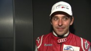 Audi Le Mans victory - Interview Tréluyer