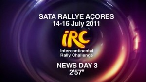 IRC 2011 - Round 6 - Sata Rally Acores Day 3