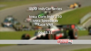 2011 Iowa - IndyCar - Race