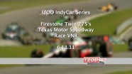 2011 Texas - IndyCar - Race