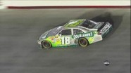 Kyle Busch Into Wall - Bristol Motor Speedway 2011