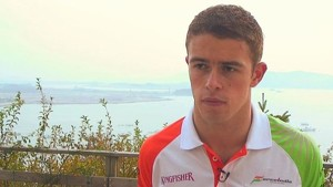 Indian Grand Prix Preview - Interview Paul Di Resta