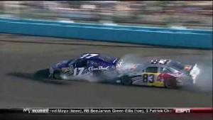 Kenseth, Martinsville Payback - Phoenix International Raceway 2011
