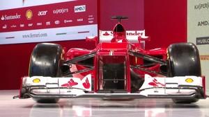 Scuderia Ferrari - F2012 - Flyover