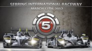 Level 5 Motorsports at the 12 Hours of Sebring