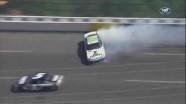 Casey Mears Wrecks - Aaron's 499 - Talladega 2012