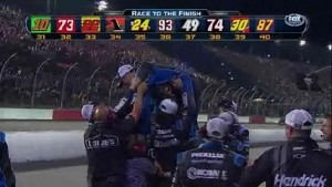 Jimmie Johnson Wins In Darlington! - Bojangles' Southern 500 - 2012