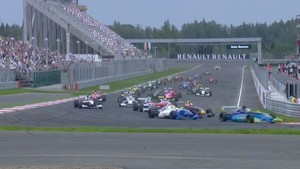 Eurocup Formula Renault 2.0 Moscow News 2012 - Race 2