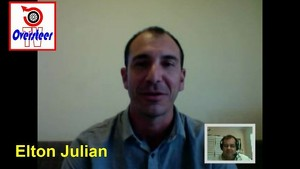 OversteerTV's exclusive interview with Elton Julian
