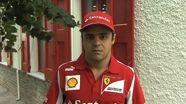 Scuderia Ferrari 2012 - Italian GP Preview - Felipe Massa
