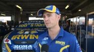 V8 Star Gets Estra Surprise for His 100TH Race Start