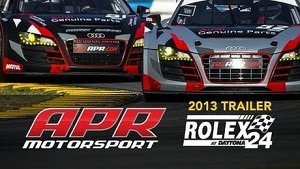 Trailer: APR Rolex 24 at Daytona 2013