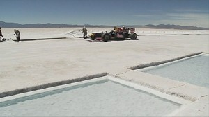 Red Bull Show Run Salinas Grandes 2012