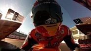 Honda MotoGP Pre-Season Testing Austin 2013: One Lap At Austin with Marc Marquez
