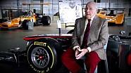 Murray Walker on Senna vs Prost