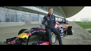 Infiniti F1 Performance 2013: Sebastien Vettel Visits Sochi Olympic Park Circuit