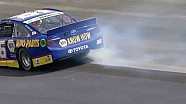 NASCAR Martin Truex Jr. Out From Engine Failure: Dover 2013