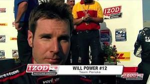 2013 Milwaukee IndyFest Podium Finishers