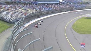 Firestone Indy Lights Iowa Race Highlights