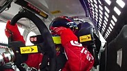In-Car Camera | Montoya Runs Out of Fuel at Sonoma