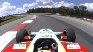 Gabby Chavez wins at Mid-Ohio