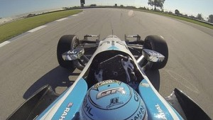 Road Course test at IMS
