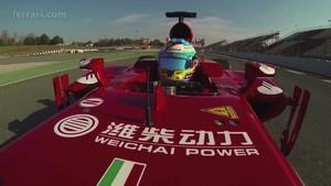 Scuderia Ferrari 2013 - Korean GP - Developments for 2014
