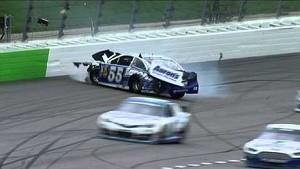 Weekend Top Five   Kansas Speedway
