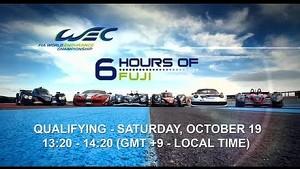 REPLAY - 6 Hours of Fuji WEC 2013 - Qualifying