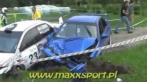 Mitsubishi Evo meets Subaru Impreza