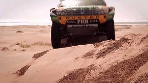 Renault Duster Dakar Team 2014