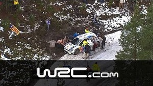 Stages 9-11: Rallye Monte-Carlo 2014