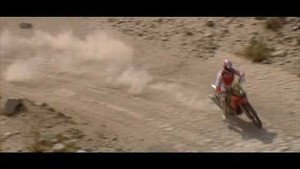 2014 Dakar Stage 13 - Team HRC
