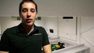Robin Frijns joins Caterham F1 Team for F1 2014