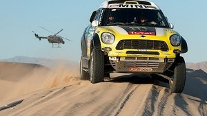 2014 Dakar Rally Winner: Nani Roma and MINI ALL4Racing - Jay Leno's Garage