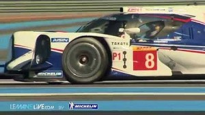 Day 1 - 2014 Prologue FIA WEC - MICHELIN