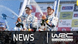 Final Newsclip: Vodafone Rally de Portugal 2014