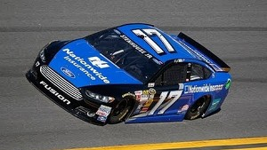 Ride along with Ricky Stenhouse Jr at Darlington Raceway