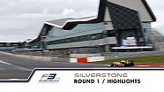 1st round Silverstone - Highlights