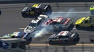Keselowski sparks big crash in Turn 4 | Talladega (2014)