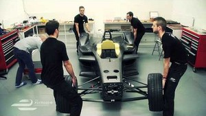 First Car Assembly - Spark Racing Technology